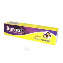 Антисептический крем Бурнол от Dr.Morepen
