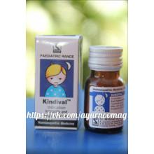 Kindival-против расстройства сна и раздражительности  детей от Schwabe