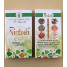 Нирдош (Nirdosh) сигареты без никотина